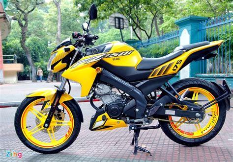 Striping New Vixion Lightning Yellow yellow yamaha fz150i buat inspirasi modifikasi new