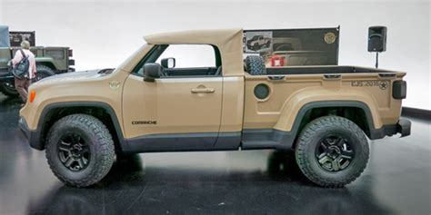 jeep concept truck any chance of removal top on the jeep wrangler