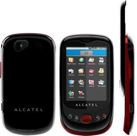 Hp Alcatel Ot 090 alcatel ot 980 pictures official photos
