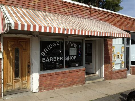 bridge view barber shop barbers downtown west