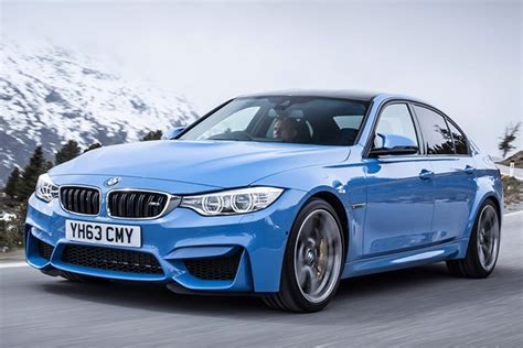 bmw 3 series m3 from 2014 used prices parkers