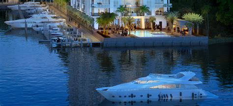 marina palms yacht club residences to rise in north - Boat Club North Miami Beach