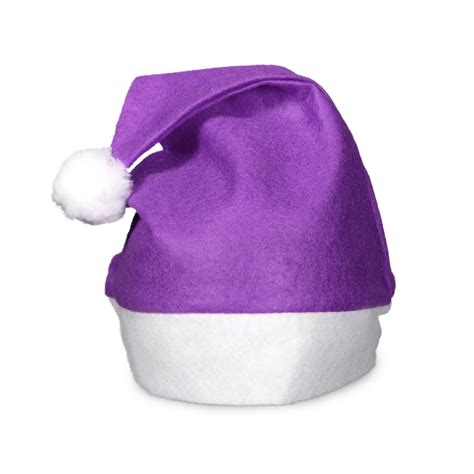 purple felt santa hats hats products under 1 00