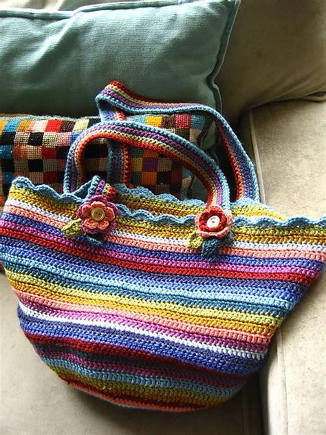 crochet bag pattern design attic24 crochet bag pattern