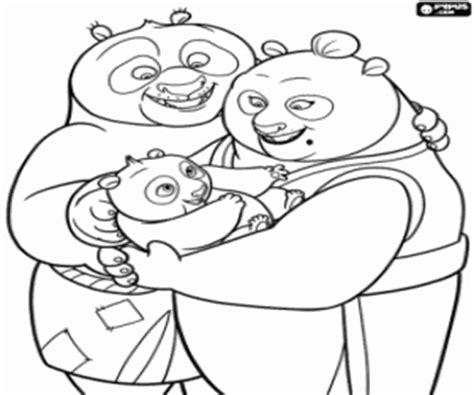 imagenes de kung fu panda cuando era bebe juegos de kung fu panda para colorear imprimir y pintar