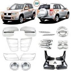 Suzuki Grand Vitara Chrome Accessories Chrome Accessories Package Moulding Trims For Suzuki Grand