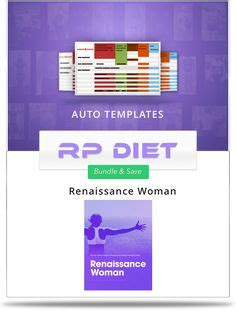 Rp Diet Templates Gain Muscle And Fat Rp Massing Template