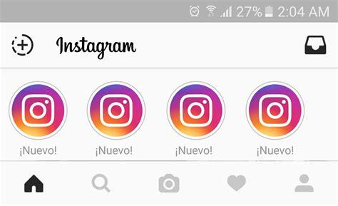 cadenas historias de instagram usuarios de instagram ya pueden descargar las historias