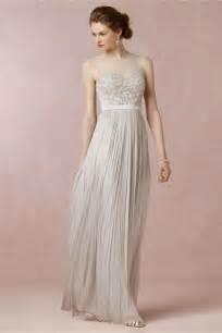 wedding dresses grey 10 grey wedding dress ideas fly away weddbook