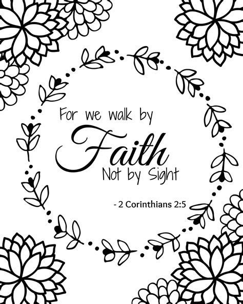 printable bible coloring pages must free bible verse printable coloring sheets