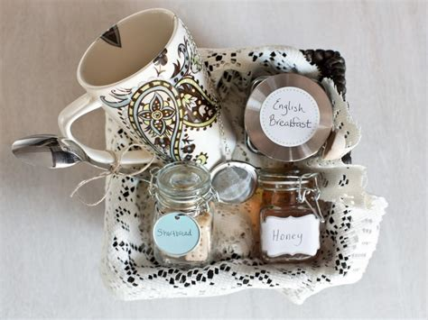 Creative Kitchen Tea Gift Ideas Gift Baskets Hgtv