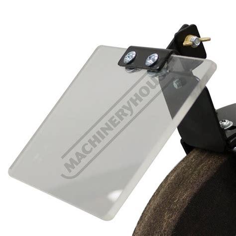bench grinder eye shield g162 bg 10 industrial bench grinder machineryhouse com au