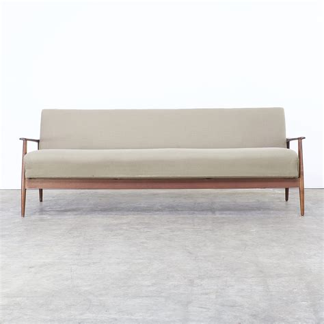 60s sofas 60s teak and fabric sofa daybed attr wilhelm renz barbmama