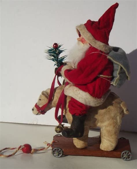 Handcrafted Santa Claus - handmade santa claus by sweet s klaus