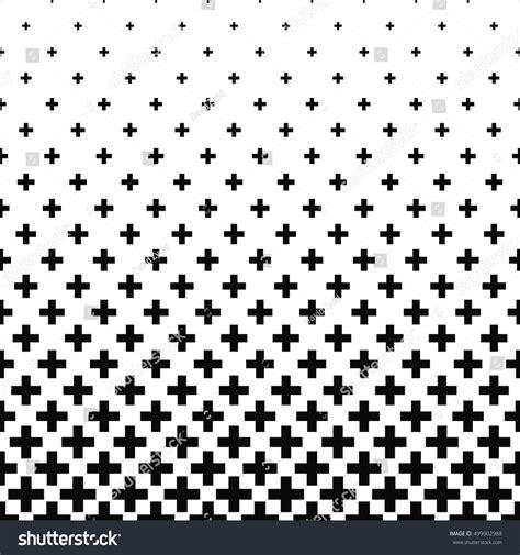 recurrence pattern en français black white greek cross pattern background stock vector