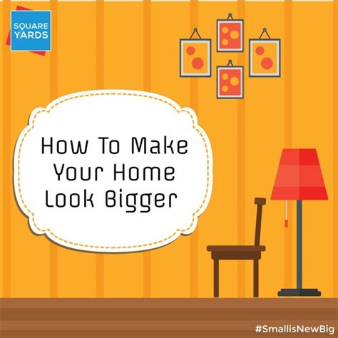 how to make your house look modern how to make your home look bigger