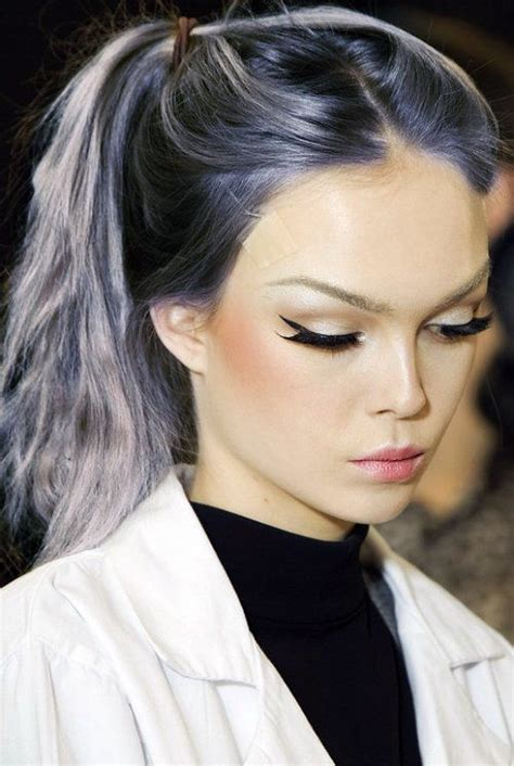 how to best blend grays with dark hair 5 blush rules that you should break makeup for your day