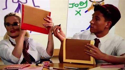 celebrity juice rounds joey essex and helen flannagan on celebrity juice class