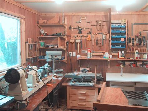 setting up a small woodworking shop my woodworking workshop