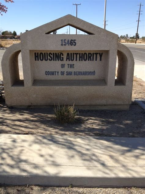 housing authority of san bernardino housing authority of the county of san bernardino public services government