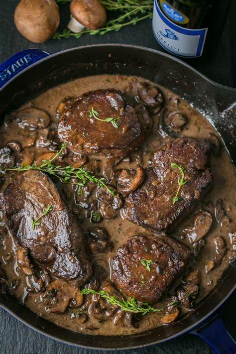 best filet mignon recipe filet mignon in wine sauce natashaskitchen