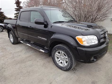 2006 toyota tundra limited 2006 toyota tundra crew limited v8 4wd leather loaded