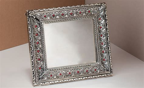 cornici argento orogenetico cornici e vassoi in argento sono ancora di moda