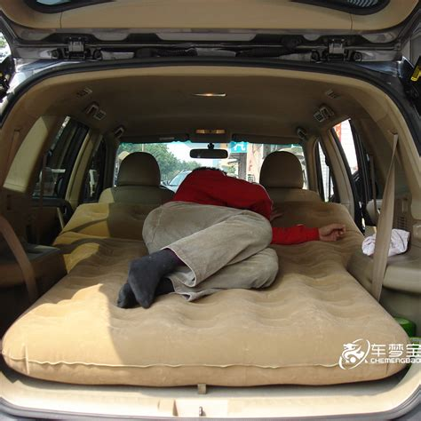 bed in car highlander vehicle inflatable mattress rav4 car car bed bed air bed self driving
