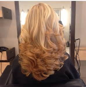 ombre light to hairstyles