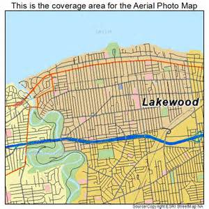 Map Of Lakewood Ohio by Aerial Photography Map Of Lakewood Oh Ohio