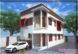 Home Floor Plans Under 1500 Sq Ft Small Plot Villa In 2 75 Cents Of Land Kerala Home