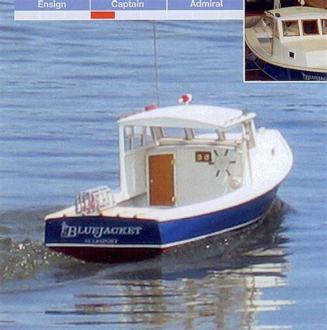 secret model lobster boat plans
