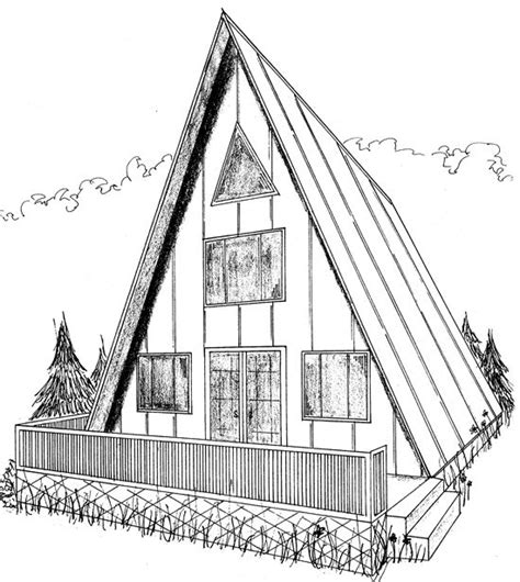 a frame plans free 25 best ideas about a frame house plans on a