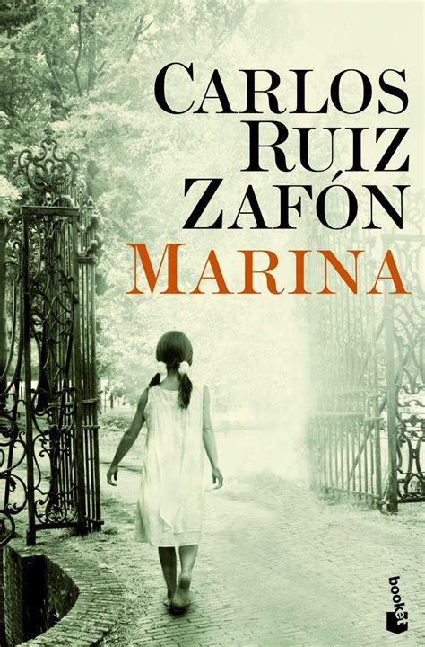 marina carlos ru 237 z zaf 243 n entre montones de libros