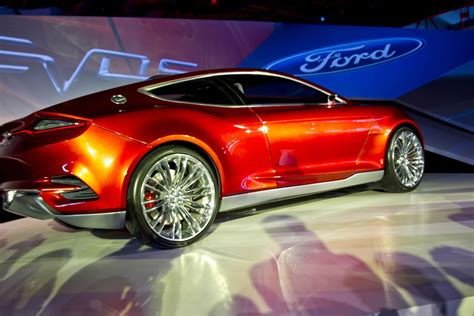 future ford cars image gallery new ford concept car