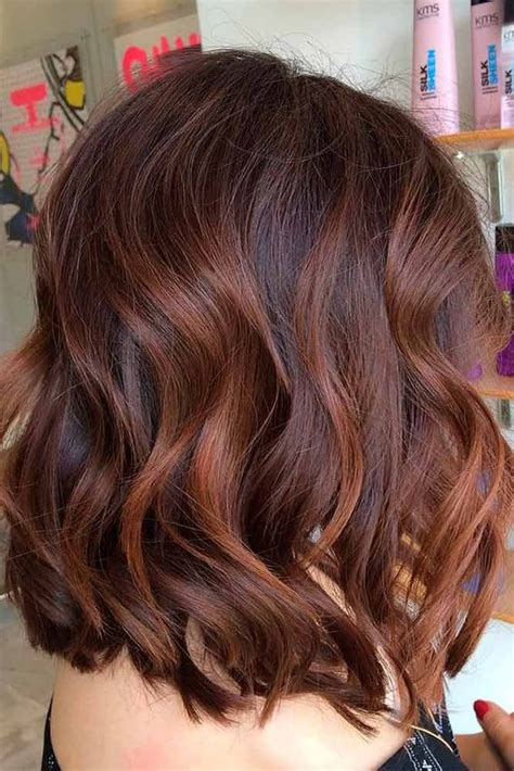 pictures of chestnut brown hair color with highlights and lowlights on african american hair 40 brilliant chestnut hair color ideas and looks