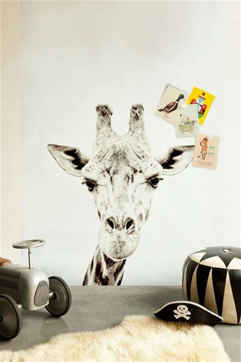 giraffe bedroom giraffe magnetic wallpaper kids bedroom ideas