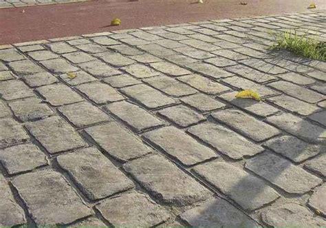 pavimenti esterni in cemento colorato cemento stato