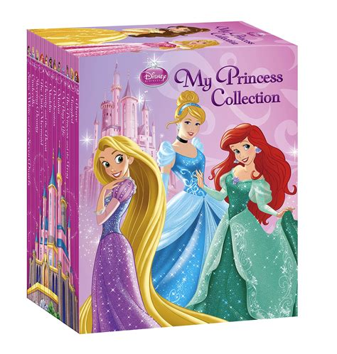 a princess books disney princess collection book images