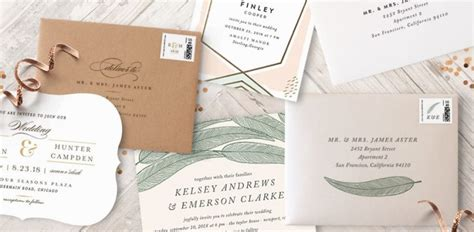 Wedding Invitations Mailing by Don T Make These 5 Mistakes When Mailing Wedding Invitations