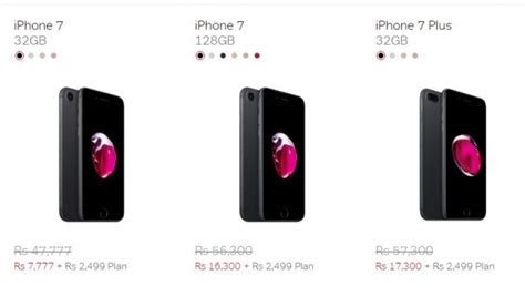bharti airtel offers iphone7 at just rs 7777 with 30gb data month here is how to buy techdoge