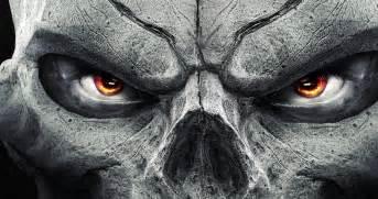 skulls red eyes darksiders 2 wallpapers
