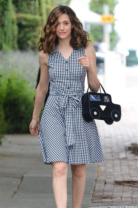 Style Emmy Rossum by Emmy Rossum Casual Style Out In West May 2015
