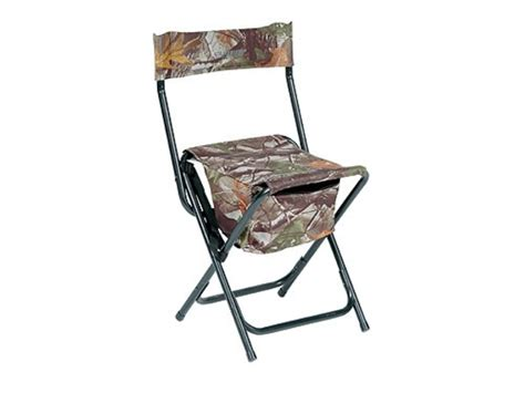 Blind Chair by Ameristep High Back Ground Blind Chair Realtree Xtra Green