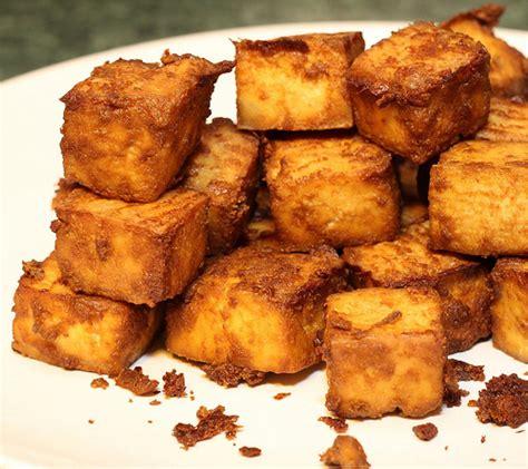 baked tofu dishes