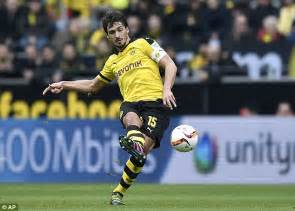 Mats Hummels Auto by Mats Hummels Blasts Borussia Dortmund Over Bayern Munich