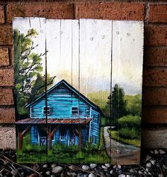 Custom Wooden Painting upcycle pallets diy ideas on pallets