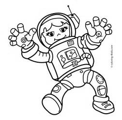 astronaut coloring pages astronaut outer space coloring page coloring home
