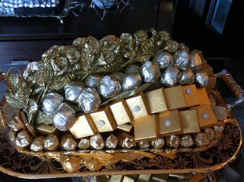 Gold tray   Chocolate tray   Afghan wedding, Wedding