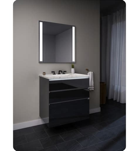 robern cartesian vanity robern 24119400tb00003 curated cartesian 24 quot three drawer